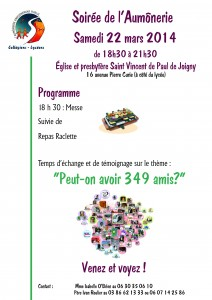 affiche AEP Joigny 22 mars 2014